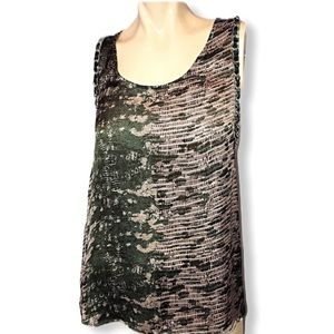 DayTrip chain embellished tank top